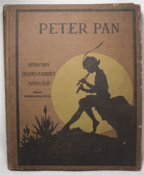 libro peter pan illustrated with 24 best images about j m barrie book covers on story books spanish and book