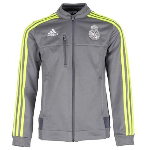 Jaket Sweater Real Madrid veste real madrid 2015 2016 gris pour seulement 93 70