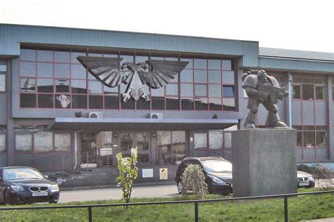 Games Workshop Selects A New Ceo Spikey Bits