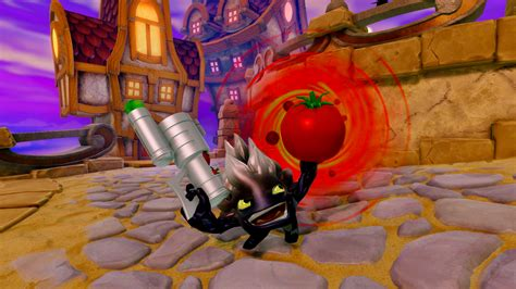 Kaos Just Be Unstoppable skylanders food fight character