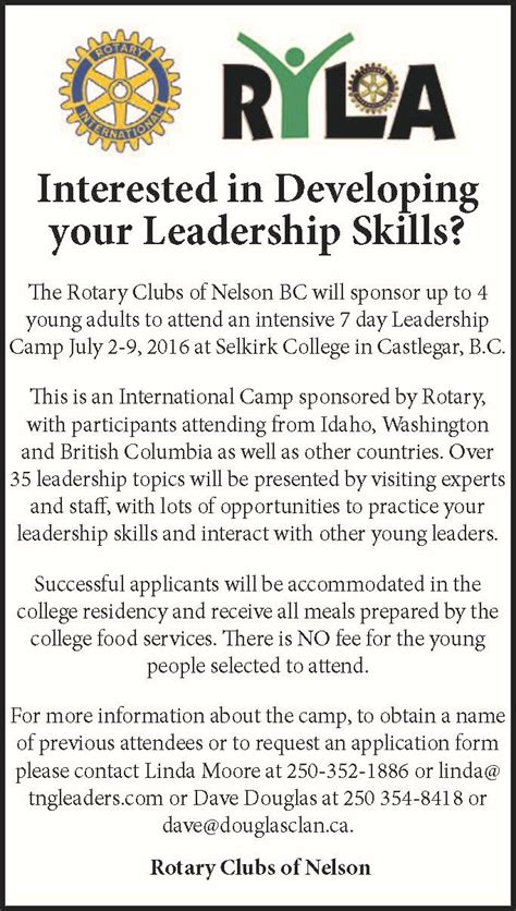 home page rotary club of nelson