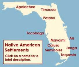 indian tribes of florida