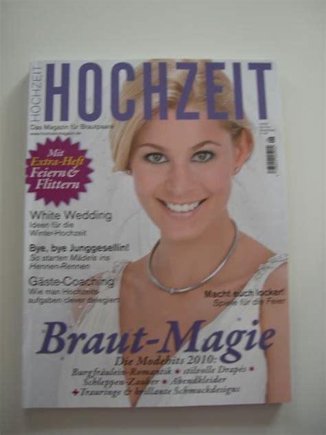 Zeitschrift Hochzeit by Zeitschrift Mein Brautkleid