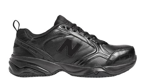 Jual New Balance Black steel toe 627 leather s 627 industrial cushioning new balance
