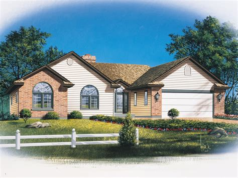 hilltop ranch home plan 008d 0110 house plans and more