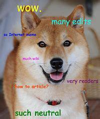 doge meme wikipedia