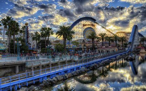 hd theme park wallpaper amusement park full hd wallpaper and background image