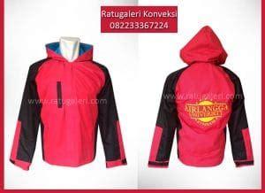 Kaos Airlangga hasil produksi dan desain jaket micro dua sisi airlangga