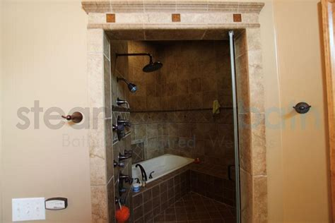 bathtub steam shower combo combo steam shower with bath tub photo gallery and image library steamsaunabath