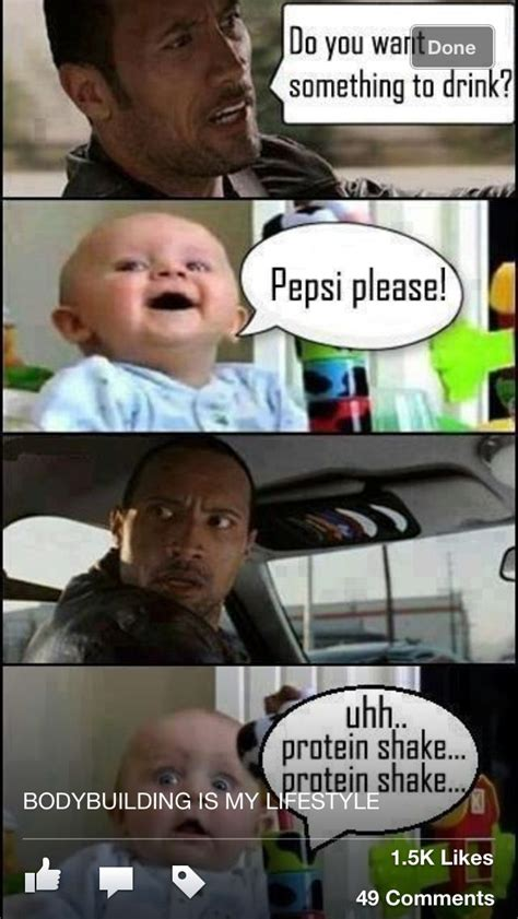 Rock Baby Meme - 11 best images about the rock on pinterest what s your
