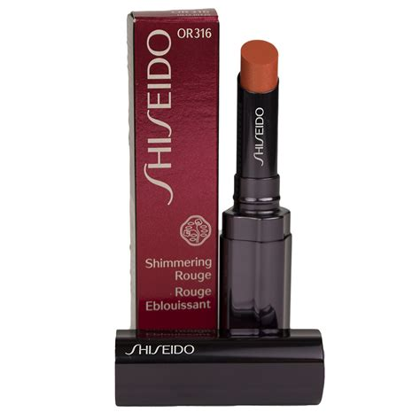 Lipstik Shiseido shiseido shimmering lip color lipstick