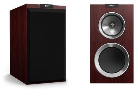 kef r300 bookshelf speakers review and test