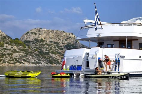 water scooter athens ancallia feadship super yacht for charter in greece and