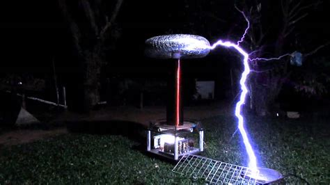 What Are Tesla Coils Used For Armageddon Tesla Coil Power Run