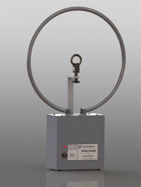 passive magnetic antennas tx loop antennas