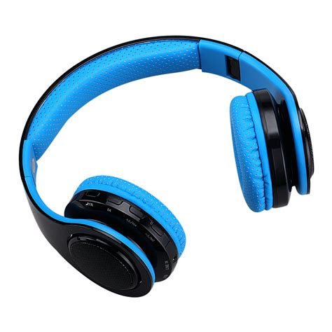 wireless bluetooth bass stereo headphone headset for