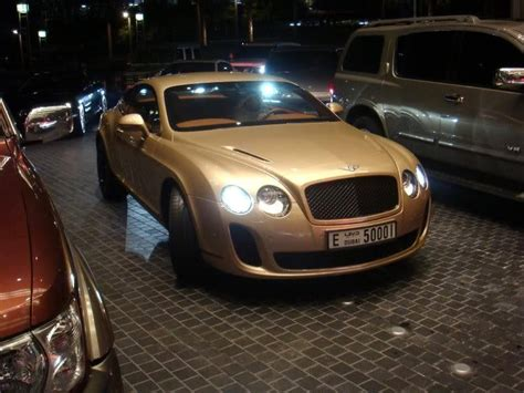 white gold bentley dubai gold bentley continental supersports in dubai