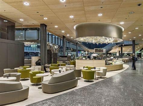 senior design cafe zürich fernweh bar by detail design gmbh zurich airport