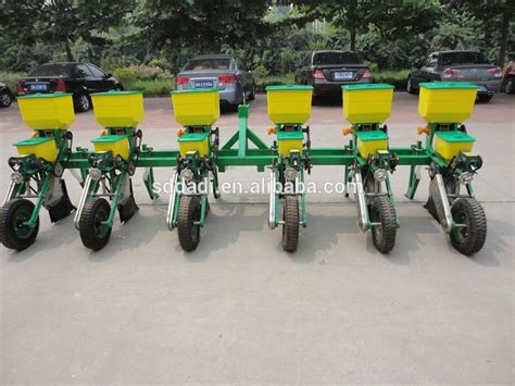 Single Row Planter For Sale by Multifunctional Single Row Corn Planter For Wholesales
