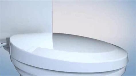 Hänge Wc Bidet by American Elongated Dual Self Cleaning Nozzles Sleek Style