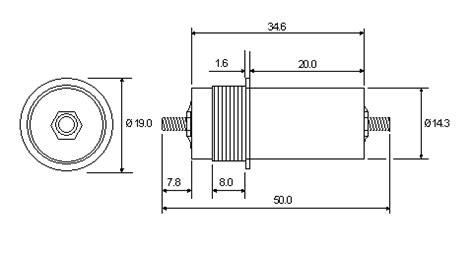 feedthrough capacitor datasheet feedthrough capacitor datasheet 28 images thread feed through capacitor datasheet feed
