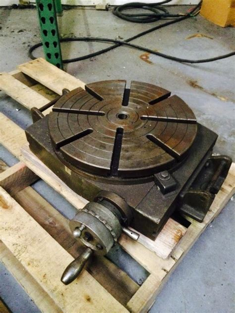 rotary table for sale 15 quot and 10 quot rotary tables for sale