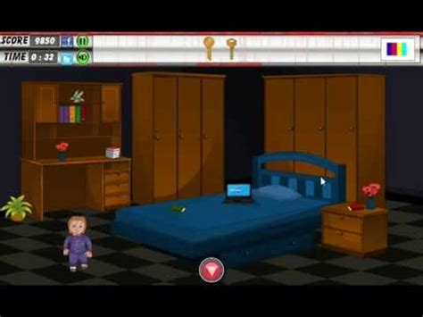 chucky house chucky house escape walkthrough n media youtube