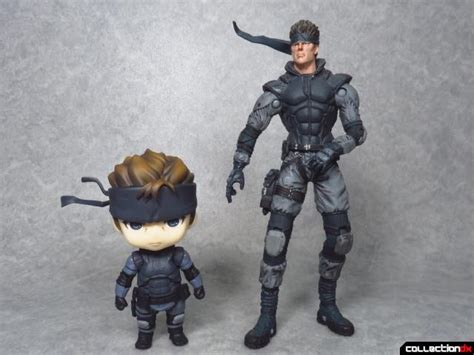 Dpk093 Nendoroid Metal Gear Soloid Solid Snake image gallery snake nendoroid