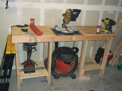 how to make a tool bench tool guy s handy blog garage workbench
