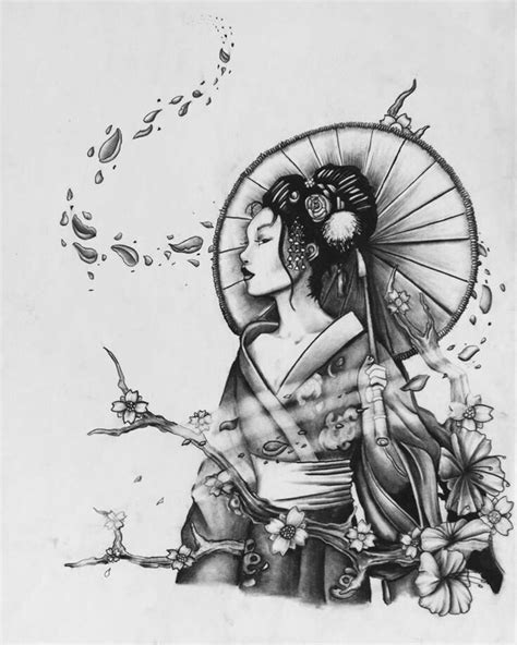 tattoo geisha orientale 40 best geisha tattoo images on pinterest geishas japan