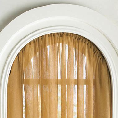 curtain rods that bend 25 best ideas about arched window treatments on pinterest