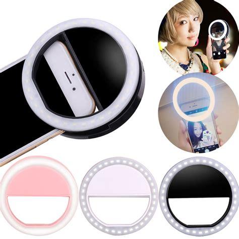 phone lights up when it rings app selfie led flash light up universal mobile phone selfie