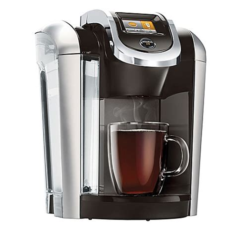 keurig coffee maker bed bath and beyond keurig 174 k425 plus brewer coffee maker bed bath beyond