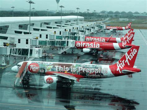 airasia malaysia terminal air asia klia2 kuala lumpur airport low cost terminal