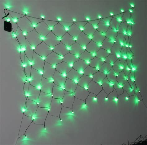 solar led net lights