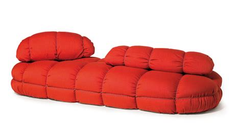 polyurethane couch modern soft polyurethane red sofa by skitsch ultra