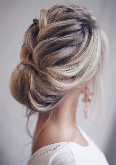 Wedding Hair Updo For by 12 So Pretty Updo Wedding Hairstyles From Tonyapushkareva