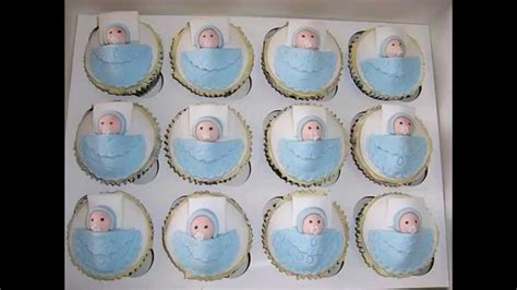 How To Decorate Cupcakes For Baby Shower by Cupcakes Baby Shower Decorating Ideas Www Pixshark