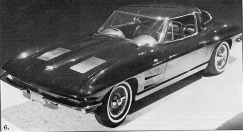 gm archives corvette s almost 4 seater 1963 split window