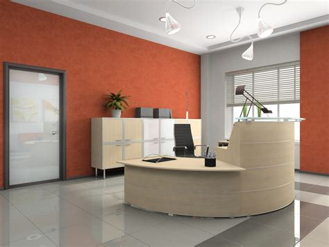 how to design the interior of your home how to better the reception area of your office interior