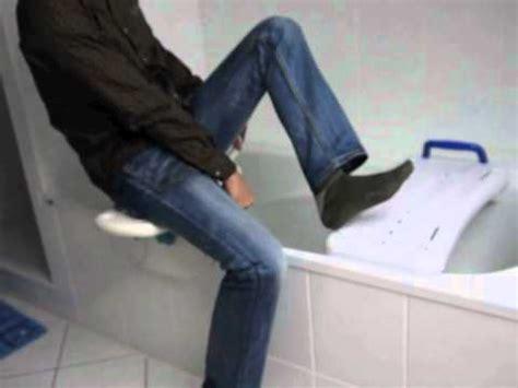 aquasenior le nouveau si 232 ge de bain pivotant