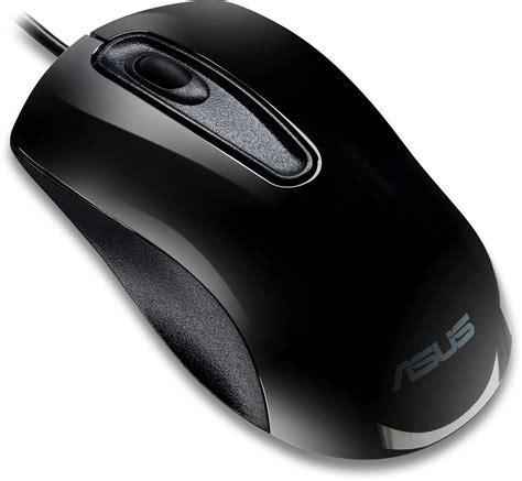 Mouse Cable Asus By Hans Computer ut200 black ergonomic 2 button mouse