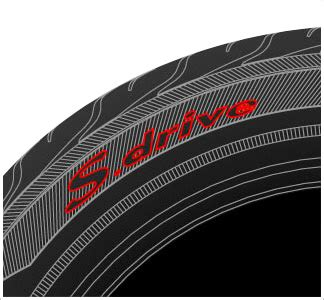 tread pattern name sidewall branding for passenger car tyre tyre knowledge