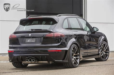 Porsche X6 by Lumma News Lumma Clr 558 Gt R F 252 R Cayenne