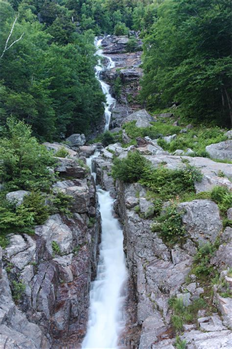 silver cascade nh new england waterfalls the top 10 waterfalls in new hshire