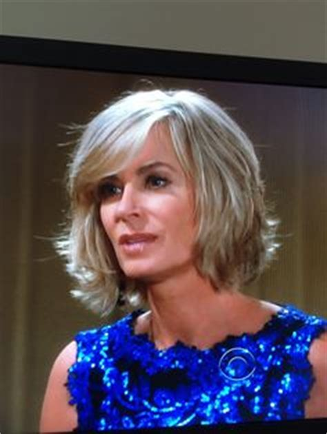 how does eileen davidson style her hair love eileen davidson s new haircut now i just need to