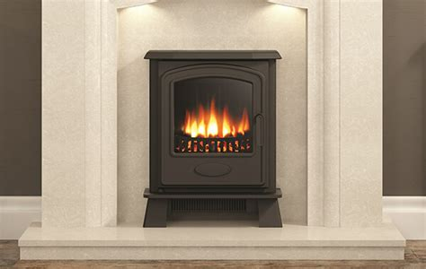 Newcastle Fireplace Centre by Hereford Inset Electric Stove