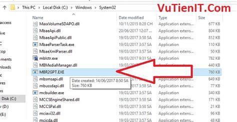 diskpart format mbr to gpt convert mbr to gpt diskpart bằng mbr2gpt tr 234 n windows 10
