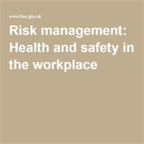 Mba In Healthare Management And Safety best 25 risk management ideas on mba in uk