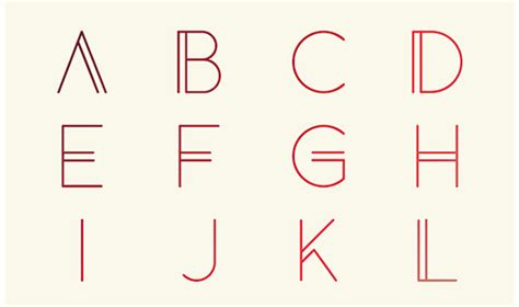 design lines font 10 awesome fonts that will add the wow factor to your